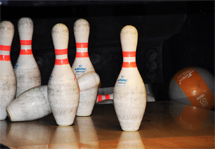 Bowling Positive Axis Point