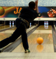 Bowling Spares Increases Score