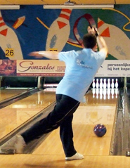 Image result for bowling follow through images