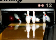 Slow Bowling Ball