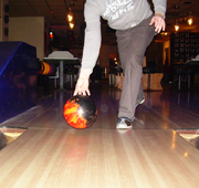 Controll Bowling Ball Speed