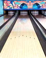 See Your Bowling Ball Path
