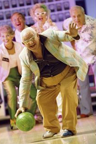 Bowling Help for Seniors